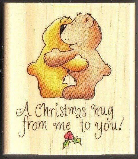 A christmas Hug from me to You.